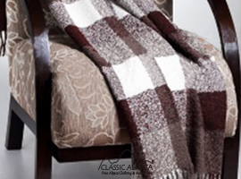 Boucle Alpaca Throws