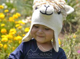 Alpaca Kids-Alpaca Hat