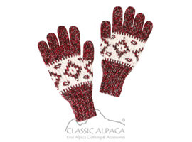 Dallas Baby Alpaca Gloves