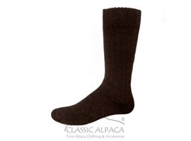 Alpaca Heavy Boot Unisex Socks