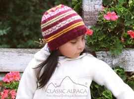 Ashland Alpaca Kids-Hat