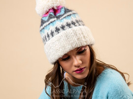 Colette Brushed Alpaca Hat