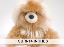 PREMIUM Baby Suri Fur-Classic Ornament 14 inches