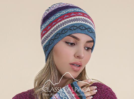 Multicolored Woolen Set