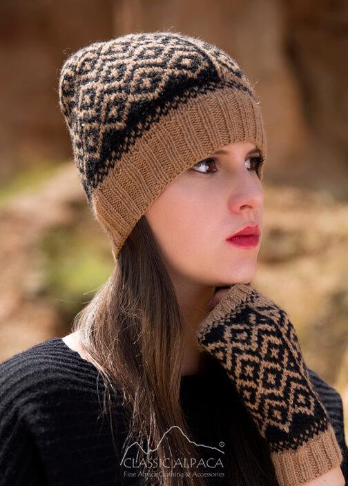 Wholesale Hats  Mackenzie Baby Alpaca Hat 8e87efb93a7d