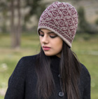 HATS in Reversible Letcia Alpaca Hat