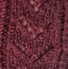 Cherry Baby - Silk Celtic Fingerless Gloves