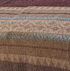 C0403-Light Brown-Camel-Grey Alpaca Cherokee Blanket