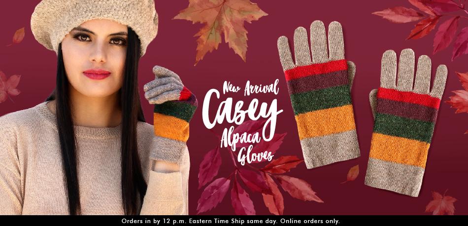 Casey Alpaca Gloves
