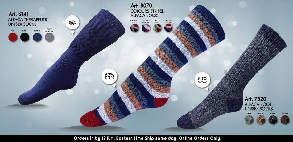 Alpaca Socks | Classic Alpaca