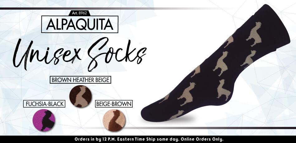 Alpaquita Unisex Socks | Alpaca Socks