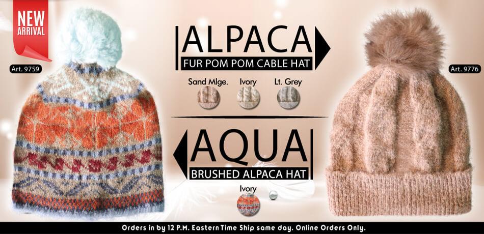 New Arrivals Alpaca Clothing