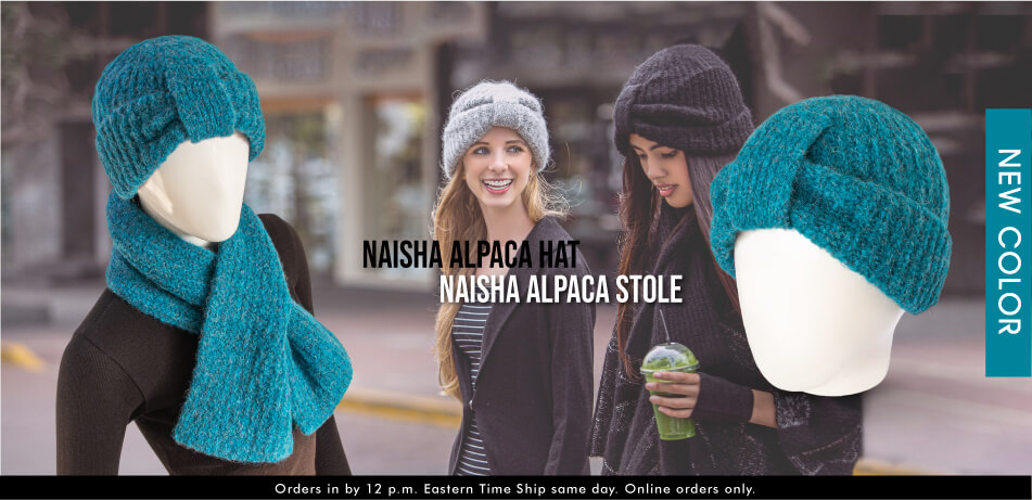 Naisha Alpaca Hat | Women Alpaca Accessories