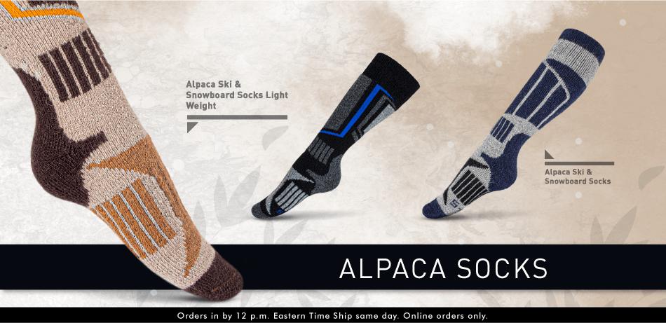 Alpaca Ski & Snowboard Socks   Alpaca Socks