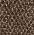 Brown-Hazelnut Honeycomb Baby Alpaca Fingerless Gloves Long