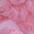 Pink PREMIUM Baby Suri Fur - Classic Ornament 15 inches