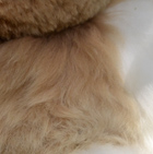 Various PREMIUM Baby Alpaca Fur - Duck Ornament 14 inch