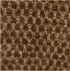 Brown-Camel Honeycomb Baby Alpaca Fingerless Gloves Long