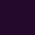 Purple Classic Cable Alpaca Scarf