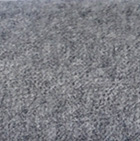 Mixt. Grey-Charcoal-Black Woven & Brushed Royal Alpaca Throw