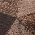 Mixt.Brown-Camel Alpaca Omni Hiker Unisex Socks