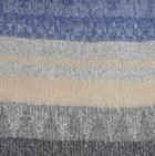 C0301-Charcoal-Denim Alpaca Cherokee Blanket