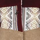 Mulberry-Cinnamong Mlg. Women's Alpaca Barn Jacket