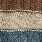 Cinnamong Mlge.-Multicolor Justin Striped Alpaca Hat
