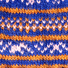 Blue Winter Alpaca Kids-Hat