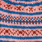 Pink Jade Winter Alpaca Kids-Hat