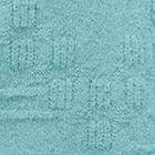Aqua Asymmetric Alpaca Sweater