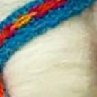 "Various Ethnic Peruvian Llama - 8"""