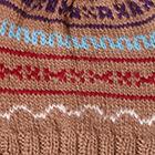 Camel Baby Alpaca Toddler Hat