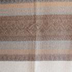 C0205-Natural/Beige/Cinnamon Alpaca Cherokee Blanket