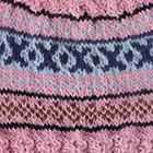 Rose Andean Cable Alpaca Kids-Hat