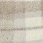 C0129-Natural-Sand Scottish Blanket