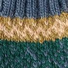 Steel-Multicolor1 Winter Color Alpaca Fingerles Gloves