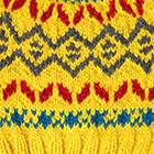 Yellow.-Multicolor1 Jasper Alpaca Kids-Hat