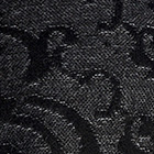 Black-Grey Mlge. Classic Alpaca Full-Zip Cardigan