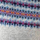 Lt. Grey Otuzco Alpaca Sweater