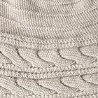 Mixt. Natural-Beige-Grey Ginevra Royal Alpaca Hat