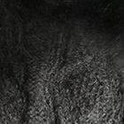 Charcoal-FurCharcoal Diamond Cable Alpaca Fur Hat