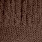 Brown Heather Alpaca Therapeutic Unisex Socks