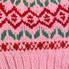 Rose.-Multicolor3 Jasper Alpaca Kids-Hat