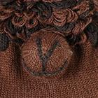 Brown Alpaca Kids - Alpaca Fingerless Gloves