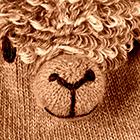 Camel Alpaca Kids - Alpaca Hat