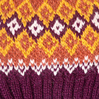Grape.-Multicolor1 Cabin Alpaca Kids Hat