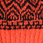 Tangerine Visby Brushed Alpaca Hat