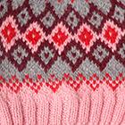 Rose.-Multicolor 13 Cabin Alpaca Kids Hat