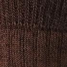 Brown  Alpaca Heavy Boot Unisex Socks